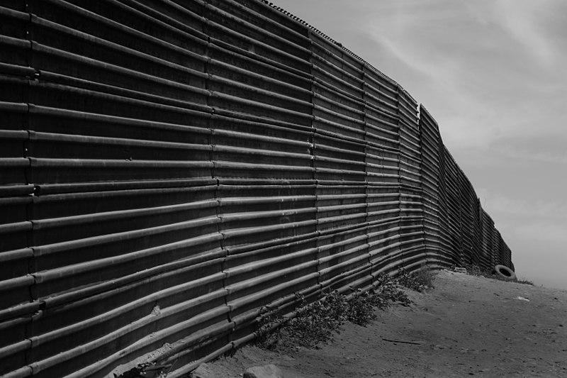 Border Wall Tijuana