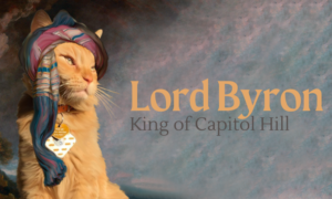 Lord Byron the Voyager