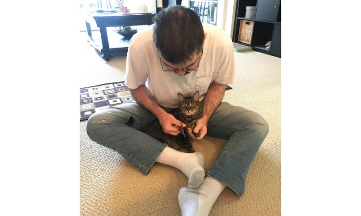 Nail trimming
